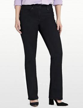 NYDJ - Marilyn Straight Leg Uplift Jeans in Nautilus Cool...