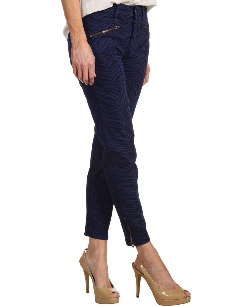 NYDJ - White Pinstripe Long Sleeve Shirt *T1019