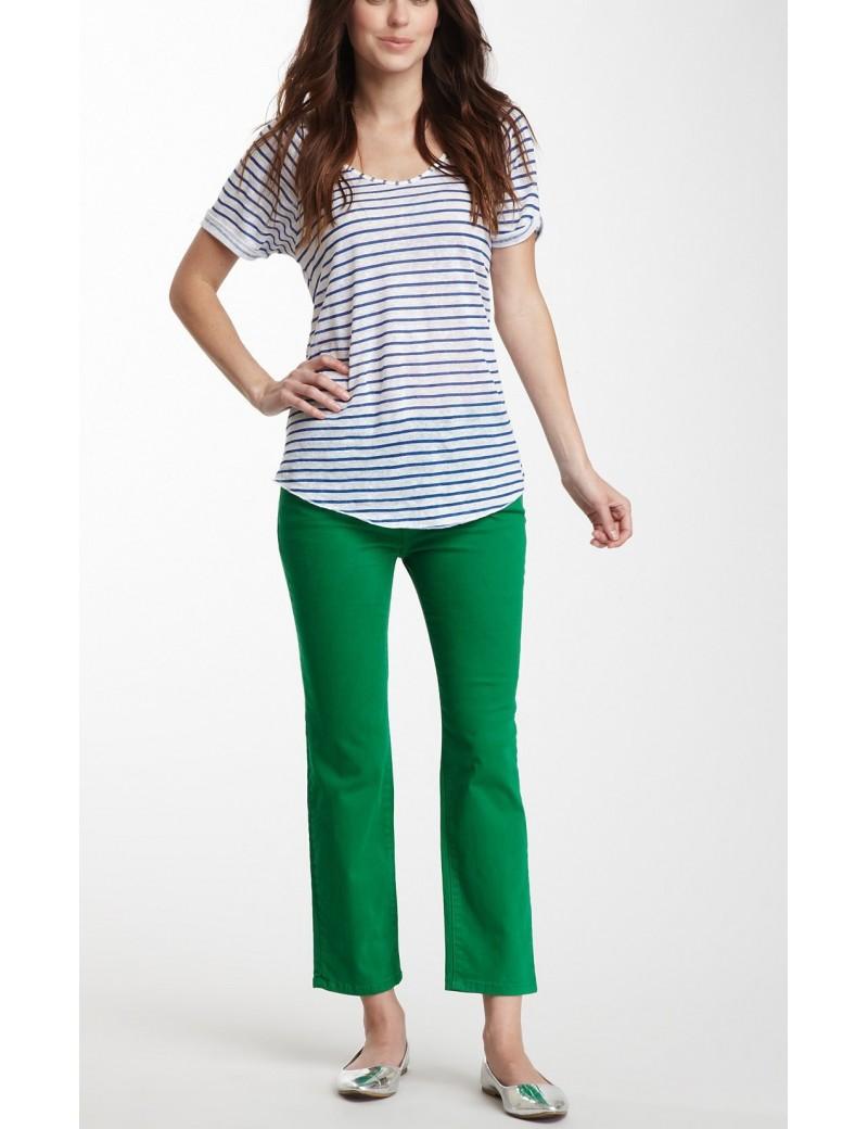 NYDJ - Alisha 7/8 Twill Ankle Pants *30610DT - Clover