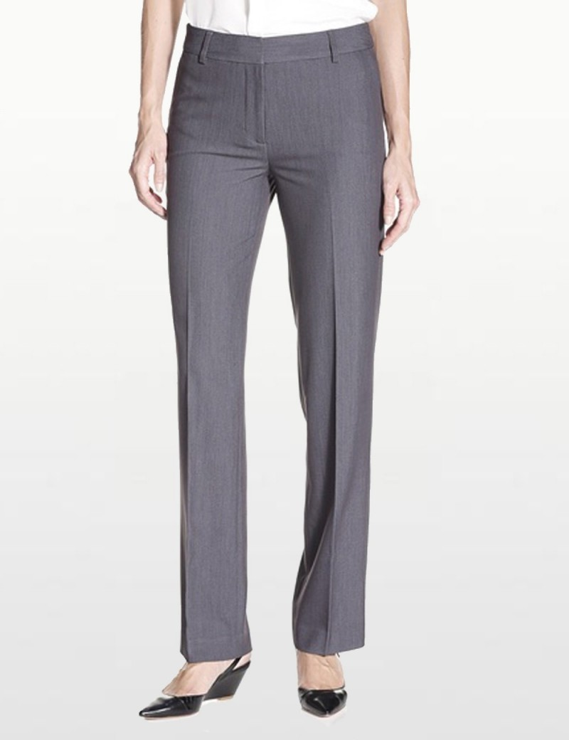 NYDJ - Grey Career Trousers *p1148031846
