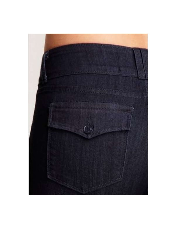NYDJ - Dark Wash Gwenyth Bootleg Jeans *p1042 - Petites