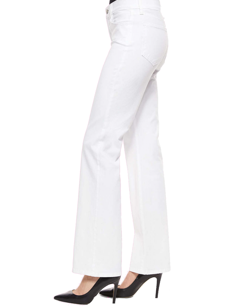 NYDJ - Sarah White Bootcut Stretch Jeans * 1700