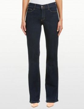 NYDJ - Sarah Classic Bootcut Jeans with Embellished Pockets *700142