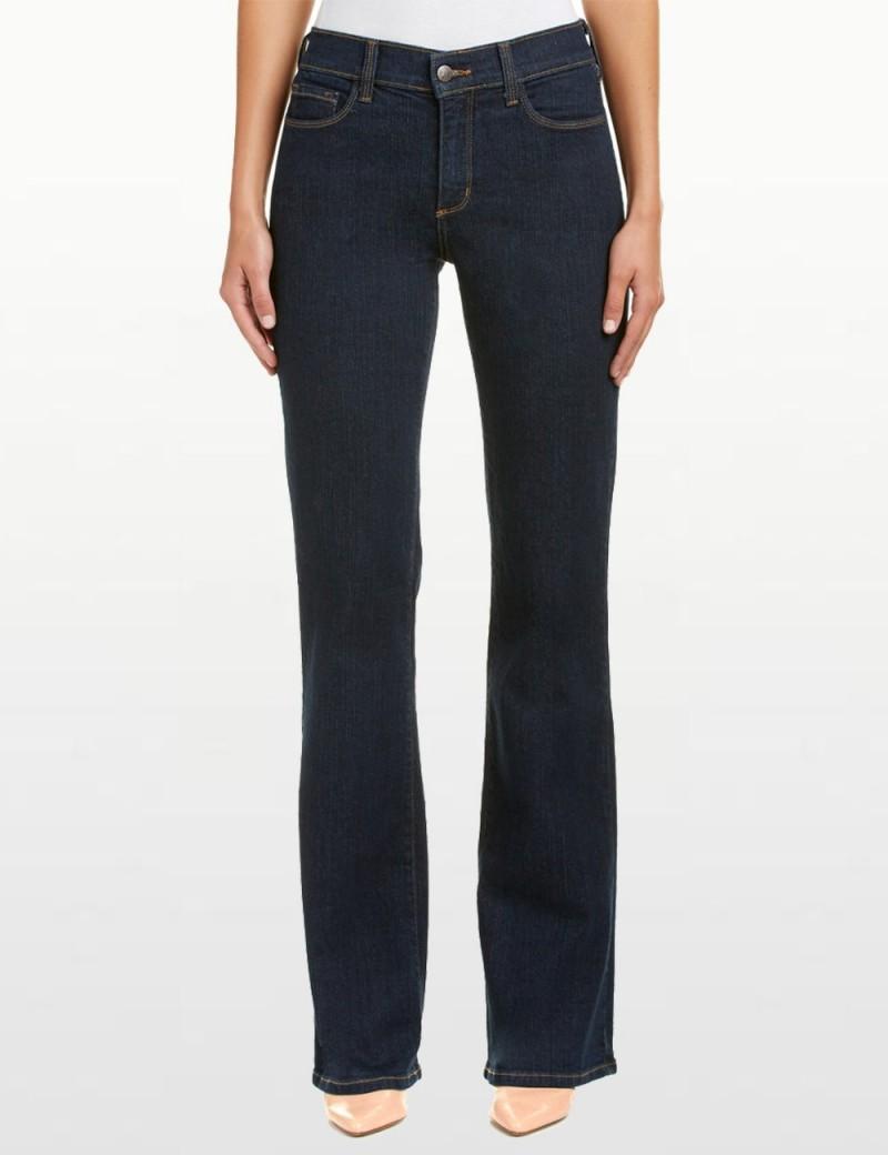 NYDJ - Sarah Blue Black Bootcut Jeans  *700