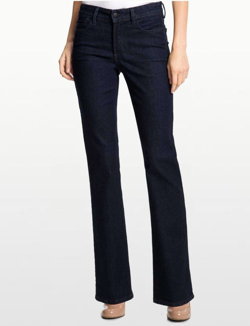 Nydj Blue Black Barbara Bootcut Jeans Finds For Fabulous
