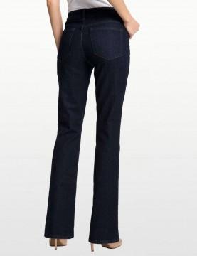 NYDJ - Barbara Blue Black Bootcut Jeans *70955G3152