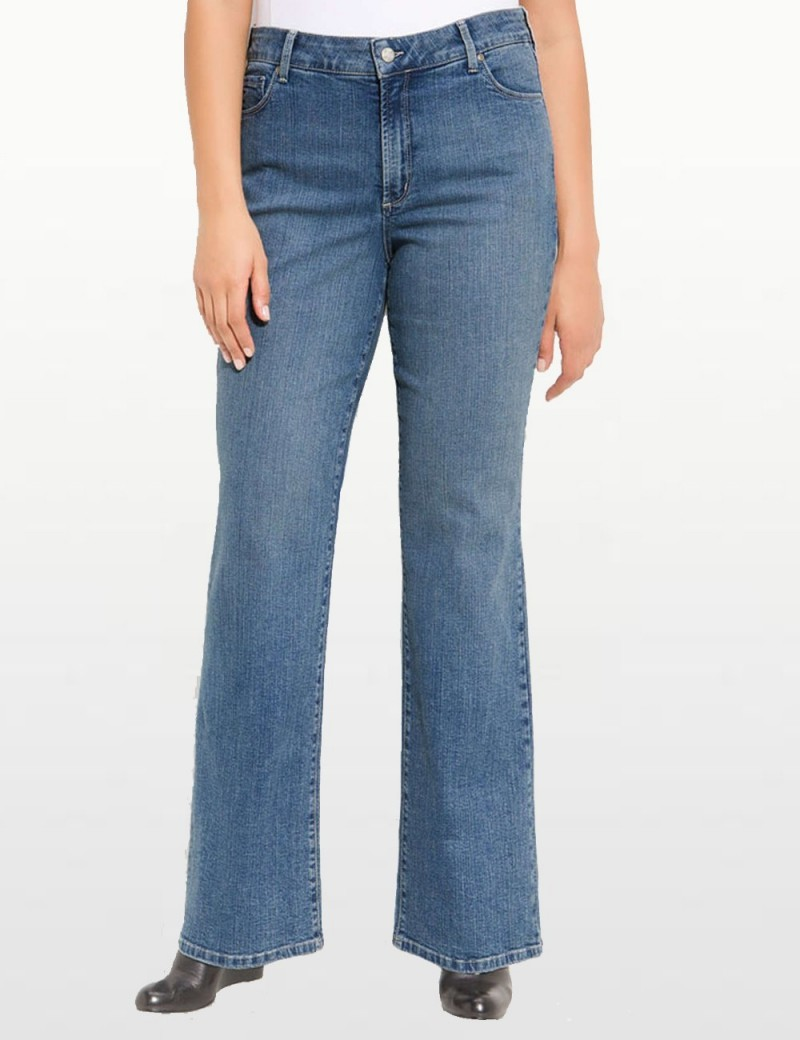 NYDJ - Barbara Bootcut Jeans in Montreal Wash *70232MR