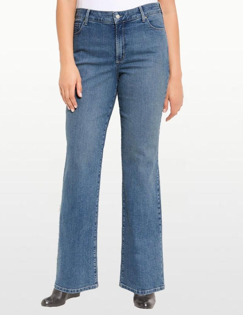 NYDJ - Barbara Bootcut Jeans in Montreal Wash *70232MR
