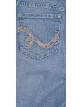 NYDJ - Barbara Bootcut Jeans - Embellished *70232MB893