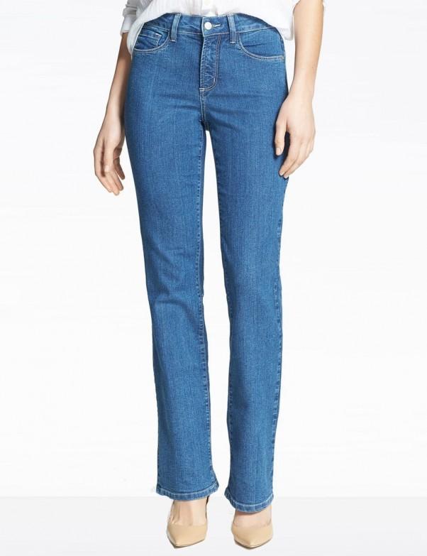 NYDJ - Barbara Bootcut Jeans in Maryland Wash -  Emb *10232MY3161