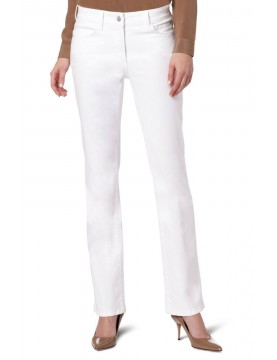 NYDJ - Barbara Modern Bootcut Jeans in White Denim *77232DT