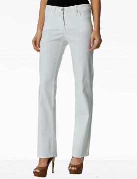 NYDJ - Hayden White Chino Straight Leg Pants *52063