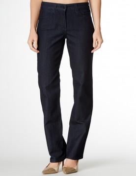 NYDJ - Marilyn Dark Wash Premium Lightweight Jeans with Embellishments *J84227TP9