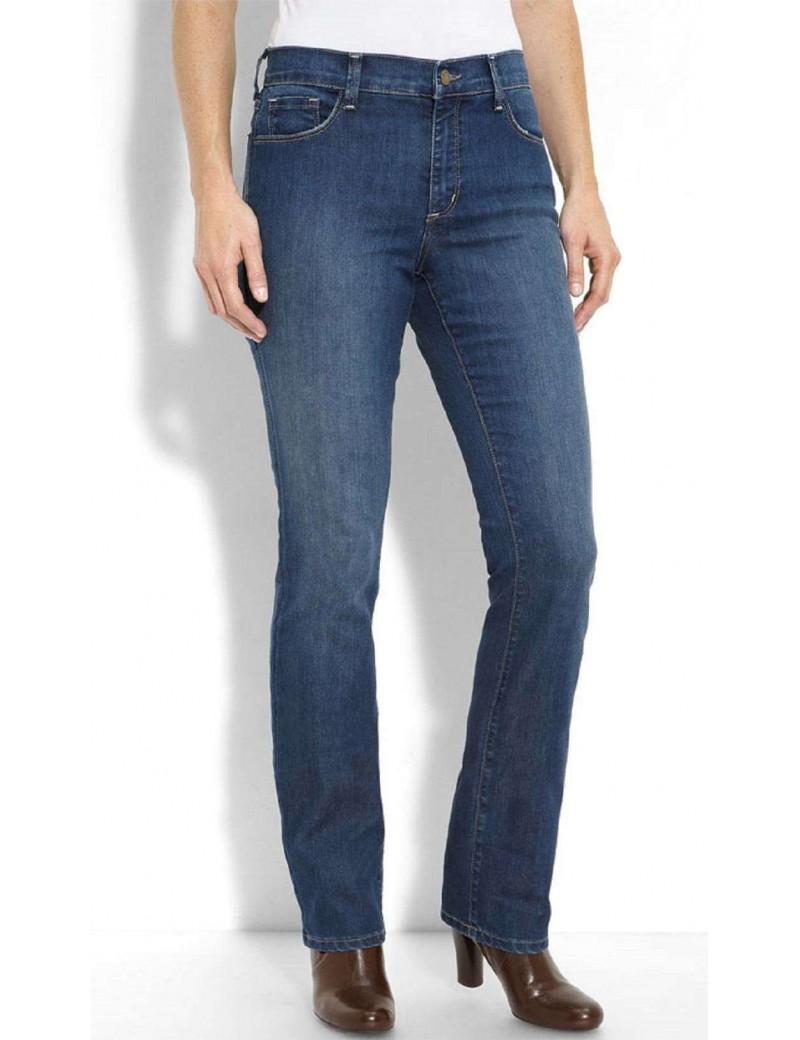 NYDJ - Samantha Straight Leg Jeans in Adriatic Sea Wash * 91227AS