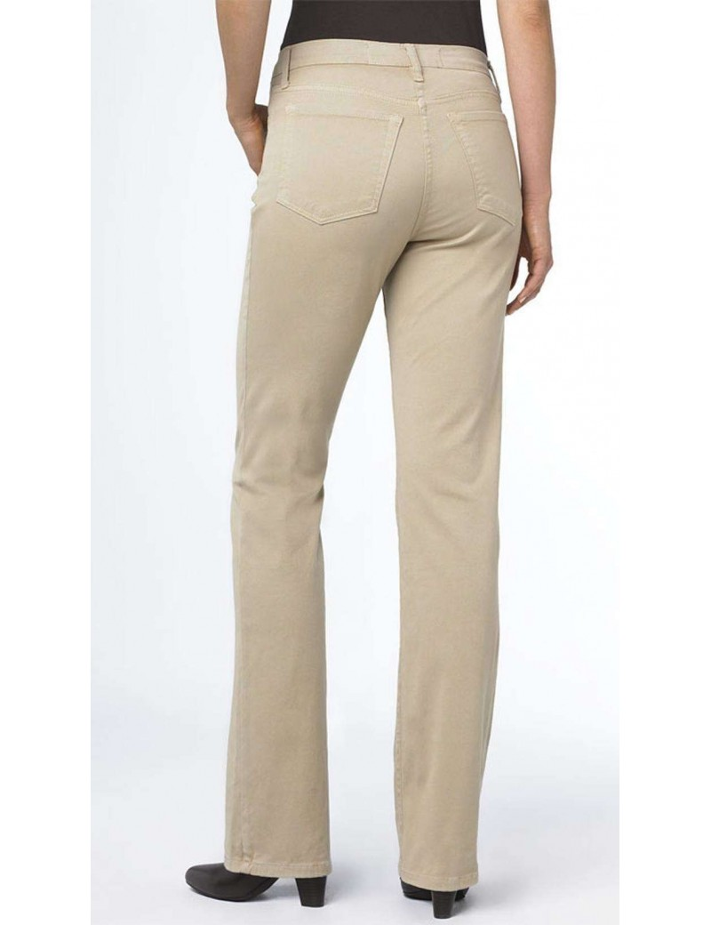NYDJ - Marilyn Straight Leg Jeans in Sand *3031