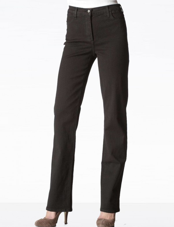 NYDJ - Marilyn Brown Straight Leg Jeans  *431B