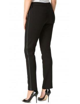 NYDJ - Pamela Skinny Leg Ponte Pants - Black *11779