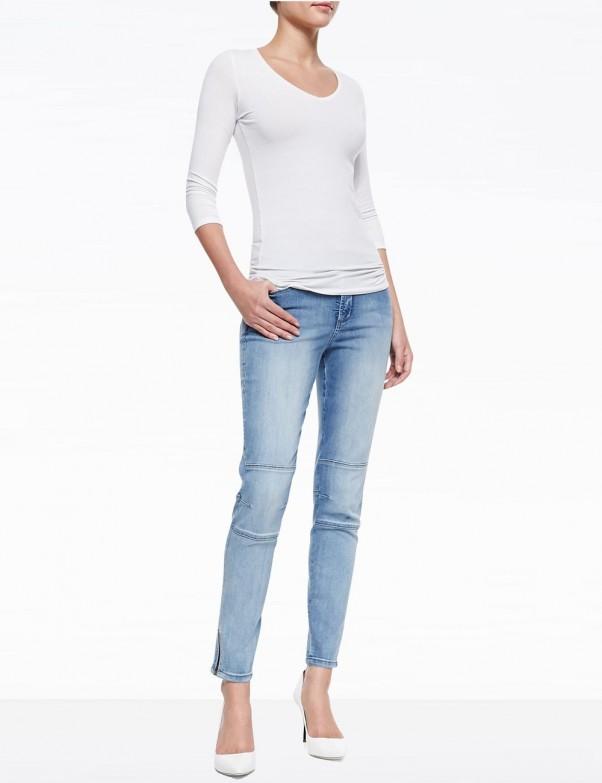 NYDJ - Kerry Super Skinny Leg Ankle Jeans *M10F27PV