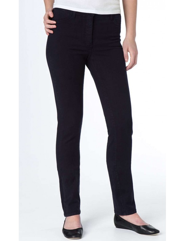 NYDJ - Lori Leggings Skinny Jeans - Eggplant *40196odt