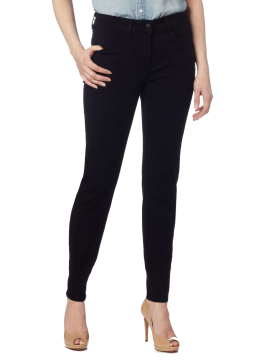 NYDJ - Alina Denim Leggings in Black *40935DT