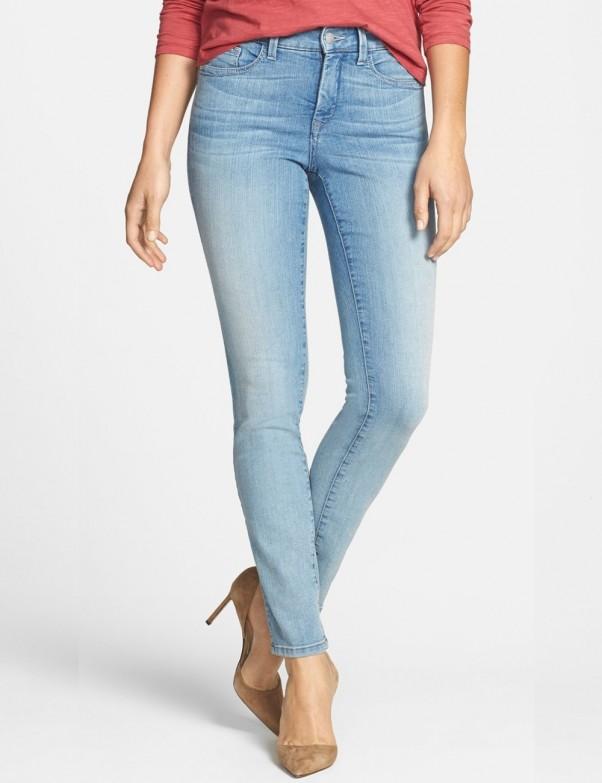 NYDJ - Alina Skinny Leggings in Manhattan Beach Wash *M10K642M