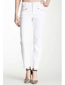 NYDJ - Angelina Legging White Denim Jean *48929DT