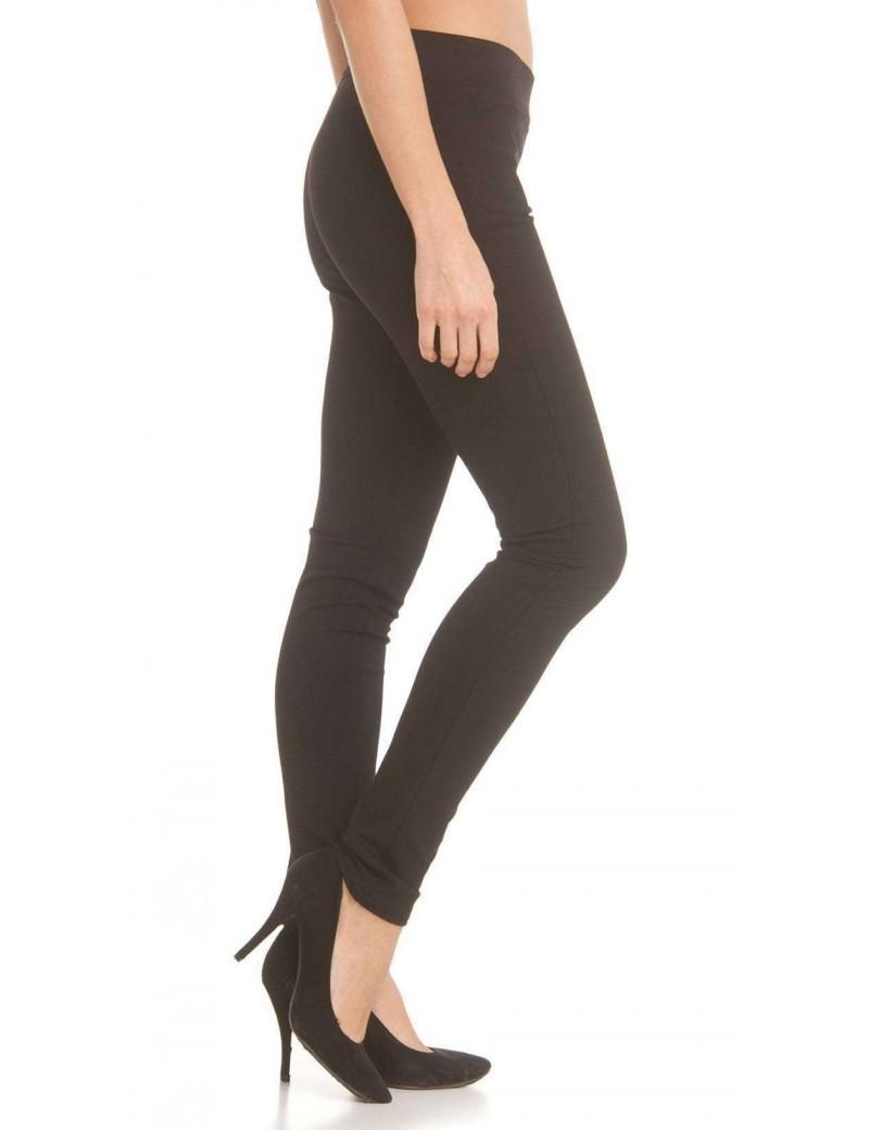 NYDJ - Jodie Pull on Ponte Knit Leggings in Black *11393
