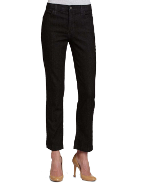 NYDJ - Audrey Ankle Pants in Black Enzyme Wash* 2865