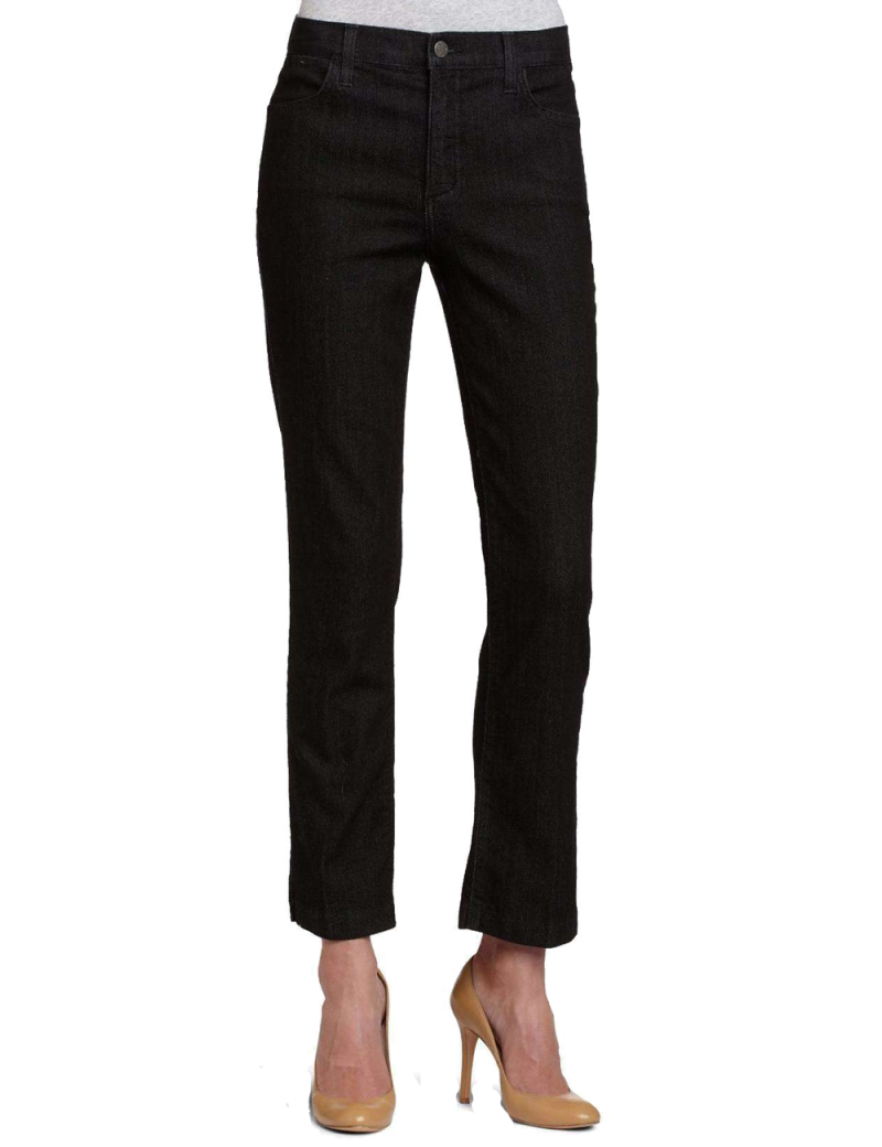 NYDJ - Audrey Black Ankle Pants * 2865