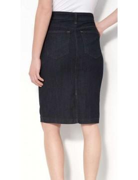 NYDJ - Emma Pencil Skirt - Dark Wash *10276