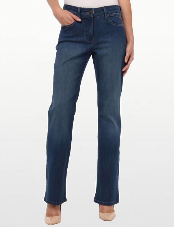 NYDJ - Marilyn Straight Leg Jeans in Oakridge *M44L62OE - Tall