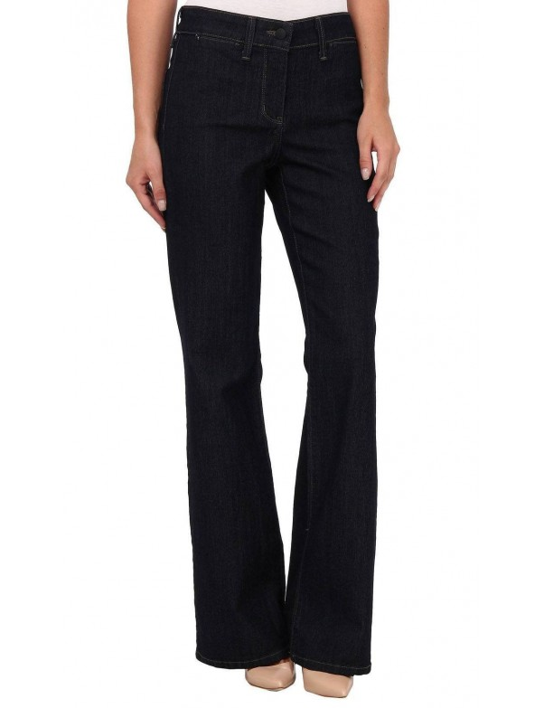 NYDJ - Isabella Wide Leg Trousers Jeans in Dark Wash ( Tall ) *M10L59