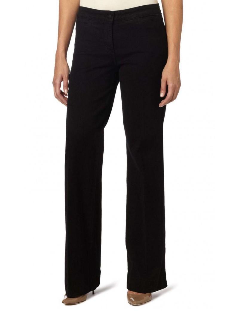 NYDJ - Black Wide Leg Pants *703 odt
