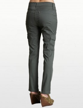 NYDJ - Chino Cargo Leggings in Combat Green *52307