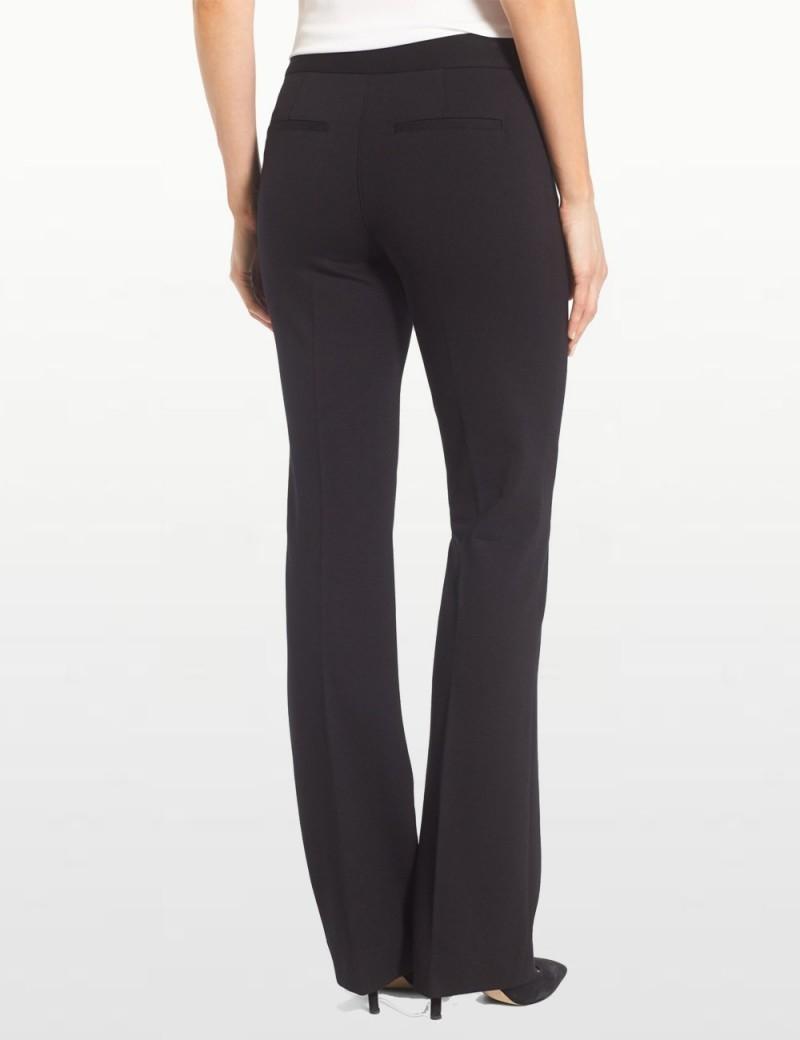 NYDJ - Hilary Black Career Trousers *89467