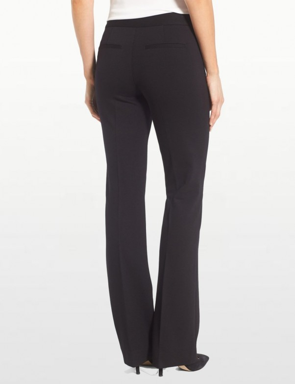 NYDJ - Hilary Black Career Trousers *89467