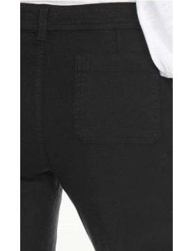 NYDJ - Wylie Linen Pants in Black *M58G06DT