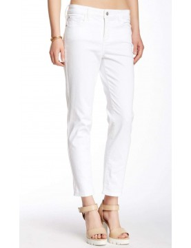 NYDJ - Audrey Ankle Pants in White For Petites * P55247
