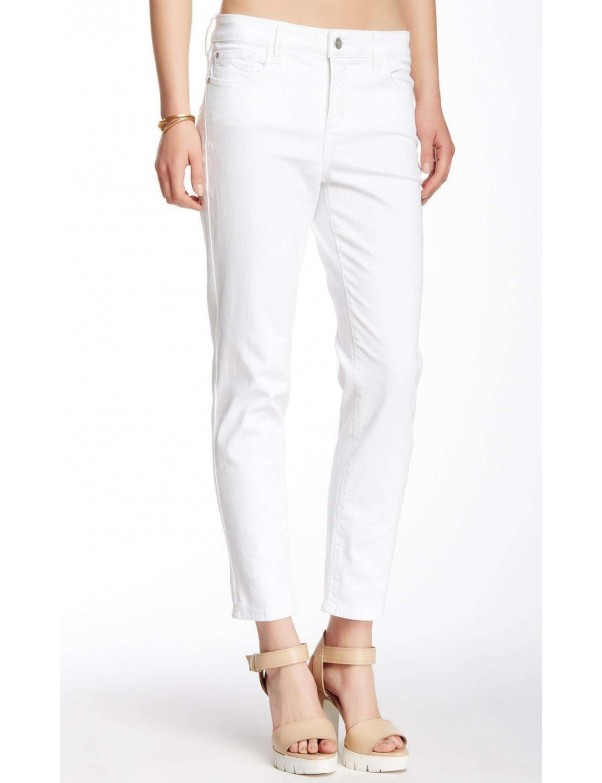 NYDJ - Audrey Ankle Pants in White ( Petites )* P55247