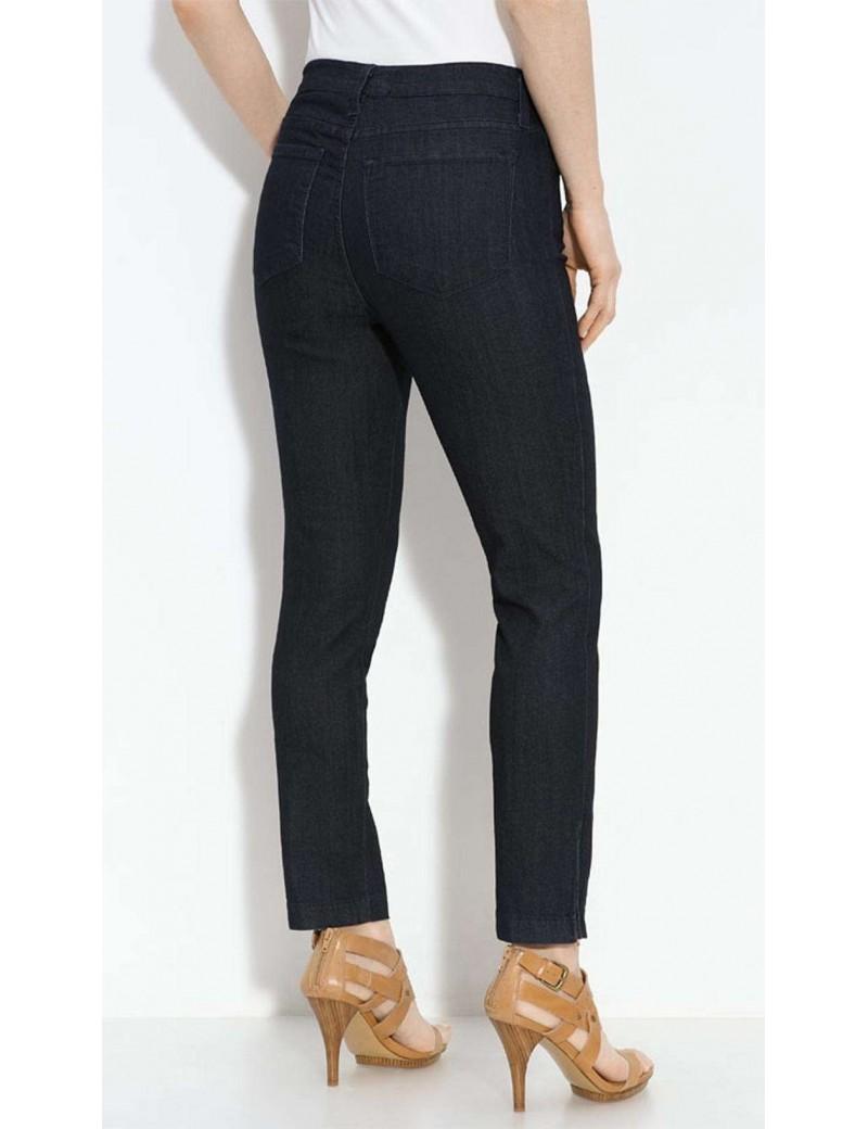 NYDJ - Lisa Dark Wash Skinny Ankle Jeans *1033