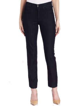NYDJ - Alisha Dark Wash Ankle Pants * 10610T
