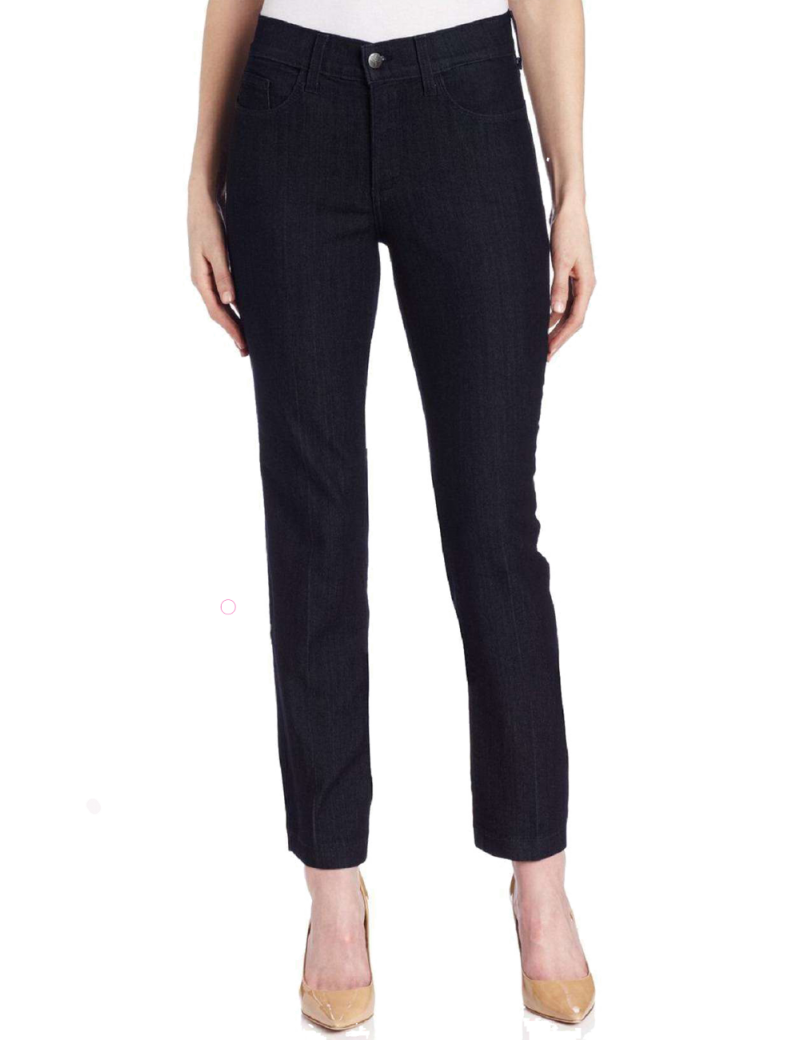 NYDJ - Alisha Dark Wash Ankle Pants * 10610T