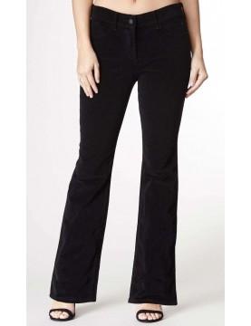 NYDJ - Sarah Black Bootcut Corduroy Jeans *600 - petites