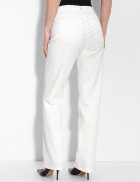 NYDJ - Marilyn White Straight Leg Jeans *p55227 - Petites