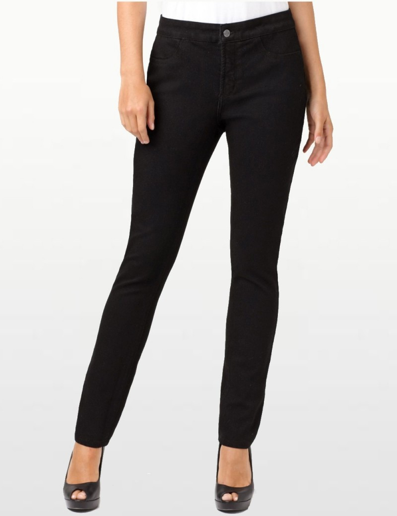 NYDJ - Janice Skinny Denim Jeggings - *p38445