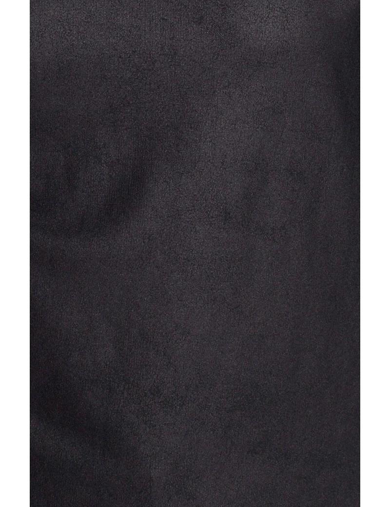 NYDJ - Black Coated French Terry Jacket