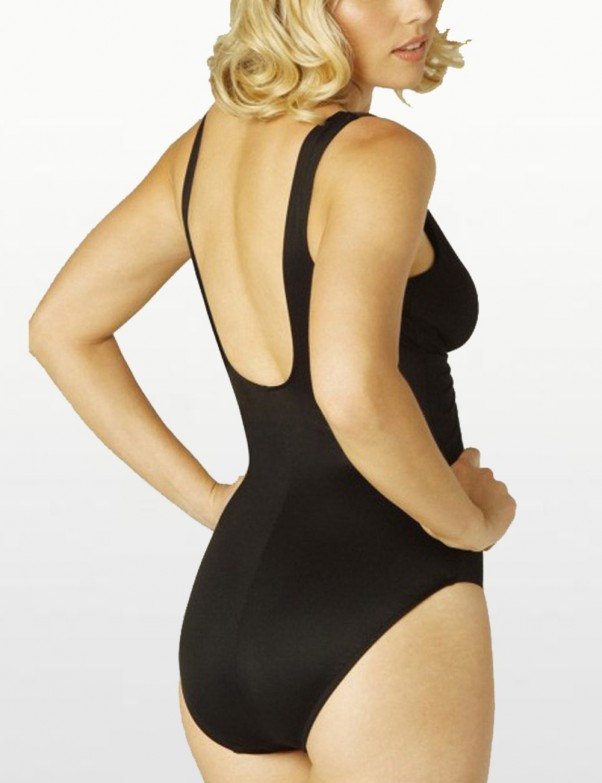 Miraclesuit - Pandora One Piece Swimsuit DD - Black