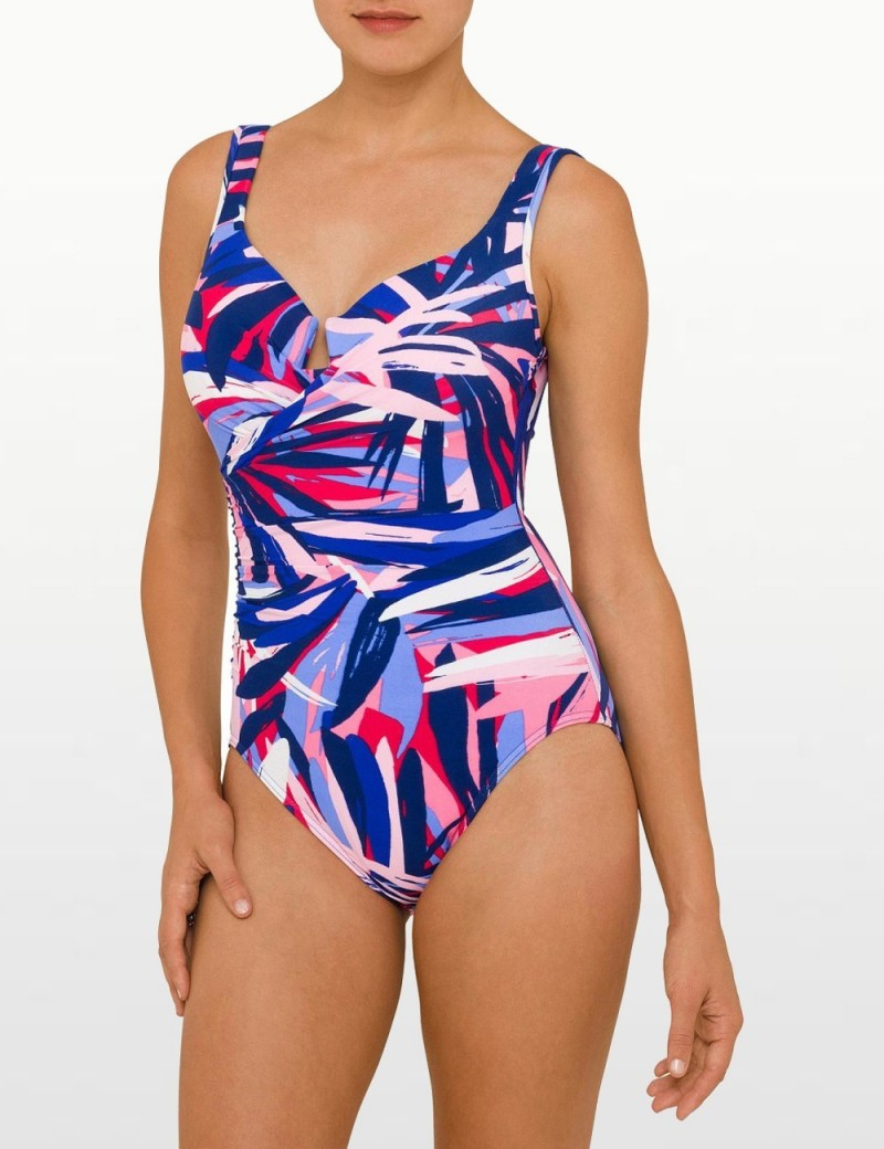 Miraclesuit - Frond Do! Escape One-Piece Swimsuit