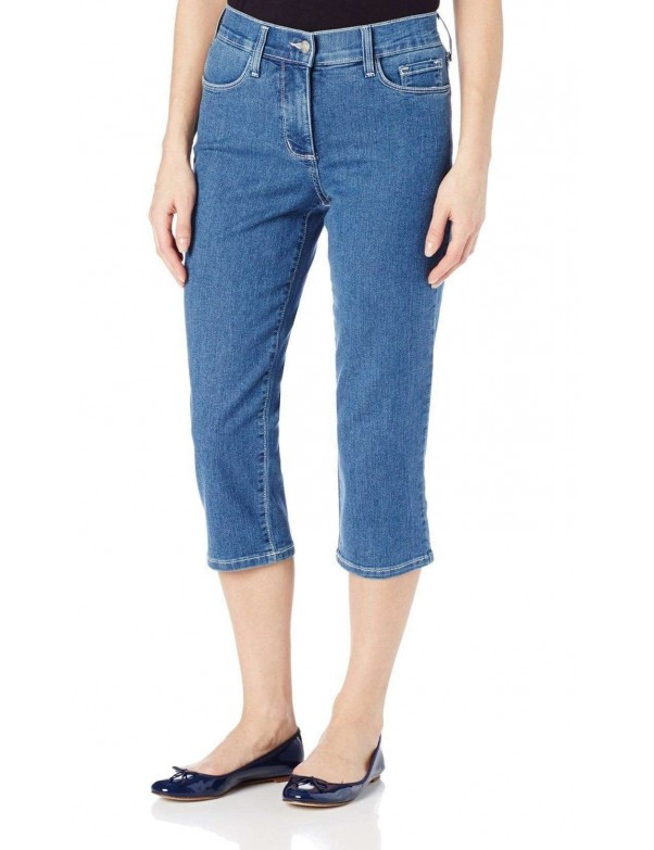 NYDJ - Medium Wash Ariel Capri 70368MW