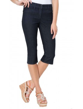 NYDJ - Joan Cropped Capri's - Dark Wash *w10736T2062 - Plus